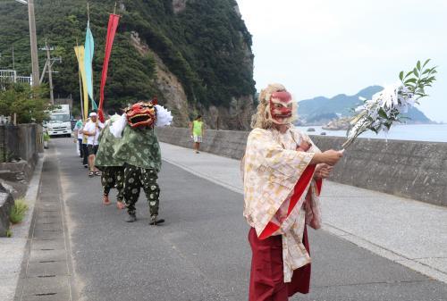 高浜夏祭りが開催されました